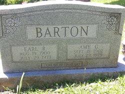 Amy <I>Garrett</I> Barton