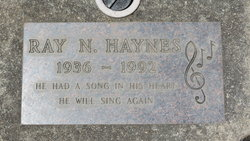 Ray Nelson Haynes