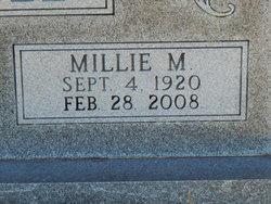Millie <I>Henderson</I> Venable