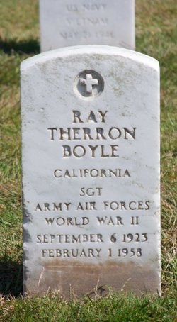 Ray Therron Boyle