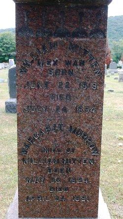 Margaret <I>Morrow</I> Mitten