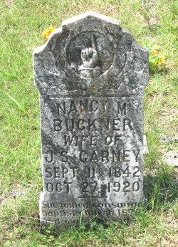 Nancy M. <I>Buckner</I> Garney
