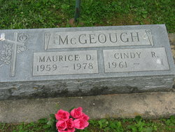 Maurice Dale McGeough