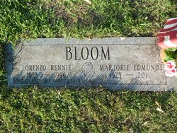 Marjorie E <I>Edmunds</I> Bloom