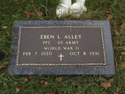 Eben Leonard Alley