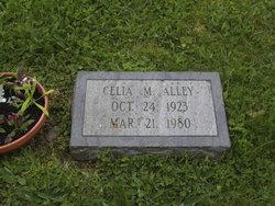"""Celia Myrtle """"Sal"""" <I>Foss</I> Alley"""