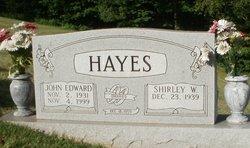 John Edward Hayes