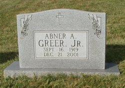 Abner Alphonso Greer Jr.