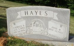 Charles Allen Hayes