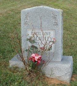 Hazel <I>Love</I> Macauley