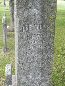 Henry Lichtenberg