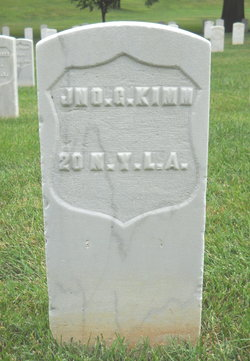 John G. Kimm