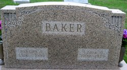 Bertha L <I>McKown</I> Baker