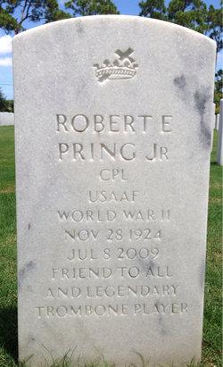 Robert Edward Pring, Jr