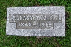 Zachary T Miller