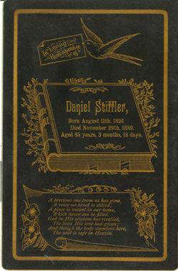 Daniel Stiffler