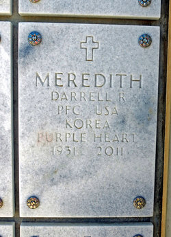 Darrell Richard Meredith