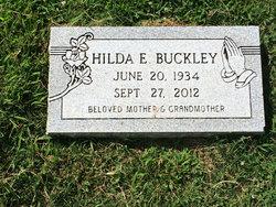 Hilda E. <I>Counts</I> Buckley