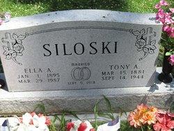 Ella A <I>Killion</I> Siloski
