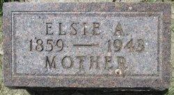 "Elzien A ""Elsie"" <I>Aukes</I> Sprang"