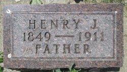 Henry Jacob Sprang