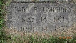 Carl E. Umphrey