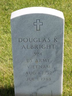 Douglas Keith Albright