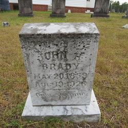 John Henry Brady