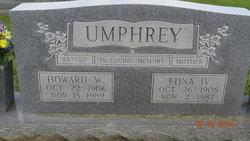 Howard W Umphrey