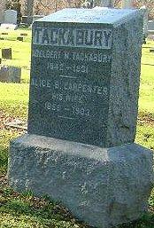 Adelbert Middleton Tackabury