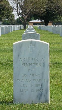 Arthur A Fichter