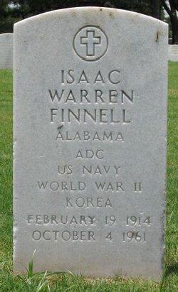 Isaac Warren Finnell
