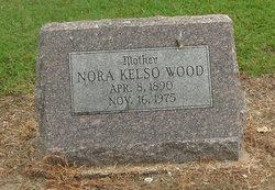Nora <I>Kelso</I> Wood