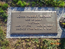 John Hubert McNair