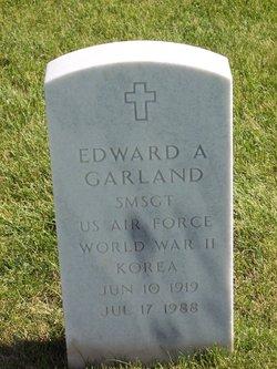 Edward A Garland