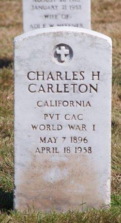 Charles H Carleton