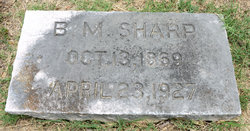 Brice M. Sharp
