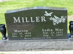 Lydia Mae <I>Schmucker</I> Miller