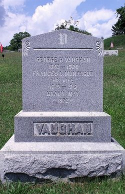 Frances C. <I>Montague</I> Vaughan