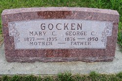 George C Gocken