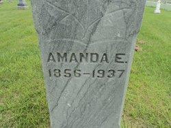 Amanda E <I>Walton</I> Grice