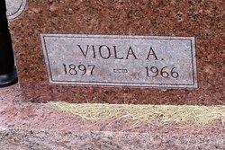 Viola A <I>Kindler</I> Muntz