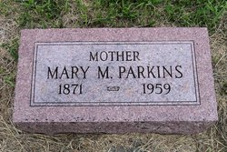 Mary M <I>Carver</I> Parkins