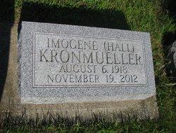 Imogene <I>Hall</I> Kronmueller