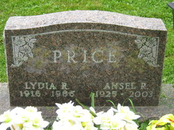 "Lydia ""Ruth"" Price"