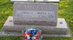 """Lowell """"Pappy"""" Campbell"""