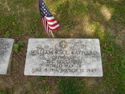 PFC William Kirk Baynard