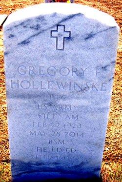 Gregory Francis Hollewinske