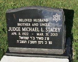 Judge Michael L. Stacey