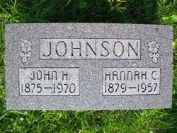 Hannah C. Johnson